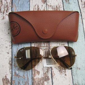 RayBan RB 3025 Polarized Sunglasses/Italy/OL